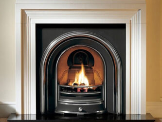 Book Open Fireplace Chimney Cleaning from nobother.ie